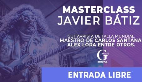 Javier BATIZ | GMartell