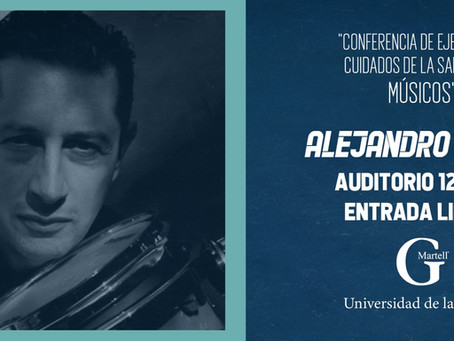 Master Class Alejandro Matuk | G Martell