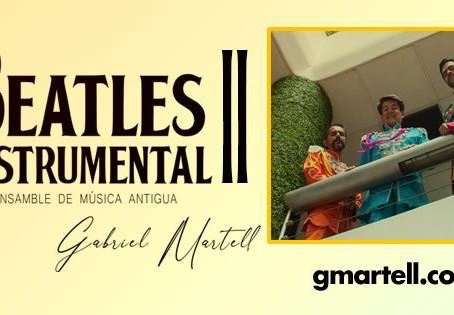 Beatles Instrumental 2 | G Martell