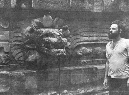 El gran viaje de Jim Morrison por la Ciudad de México hace 51 años