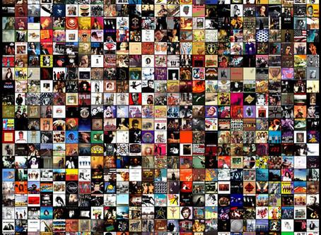 Los 500 mejores álbumes de todos los tiempos según Rolling Stone