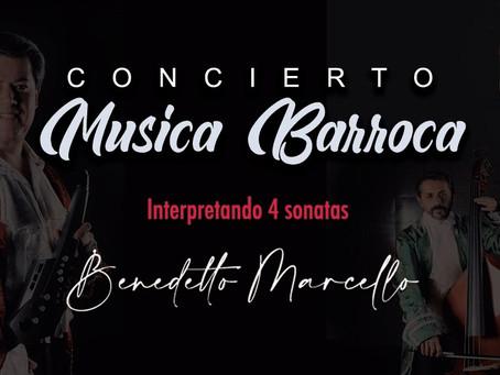 Concierto Ensamble de Música Antigua