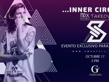 Inner Circle - Sinego | Evento exclusivo para Alumnos