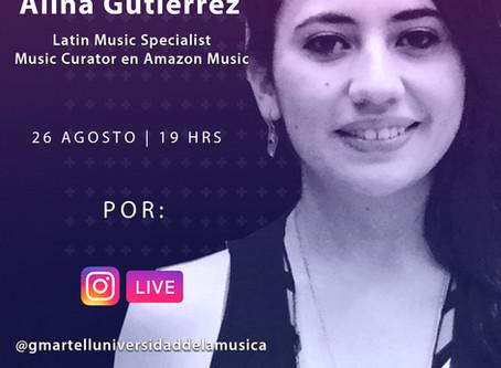InnerLive con Alina Gutierrez