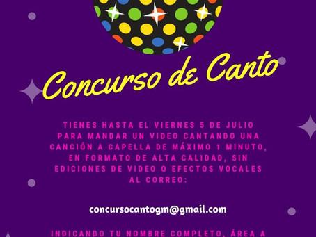 Concurso de Canto | G Martell