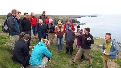 Coastal wildlife training day (c) Pembro