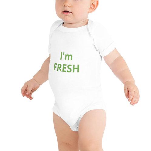 I'm Fresh Baby T-Shirt Onsee