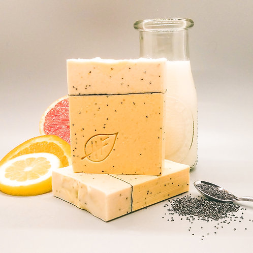 Citrus Poppy Seed (with Essential Oils)