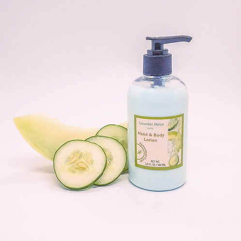 Lotion: Cucumber Melon