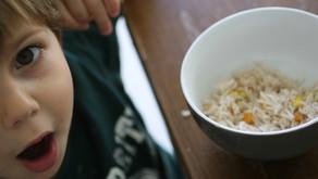 אורז בחלב קוקוס ותבלינים