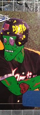 The green creap