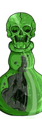 A bottle of death