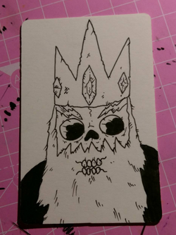 The Iced King