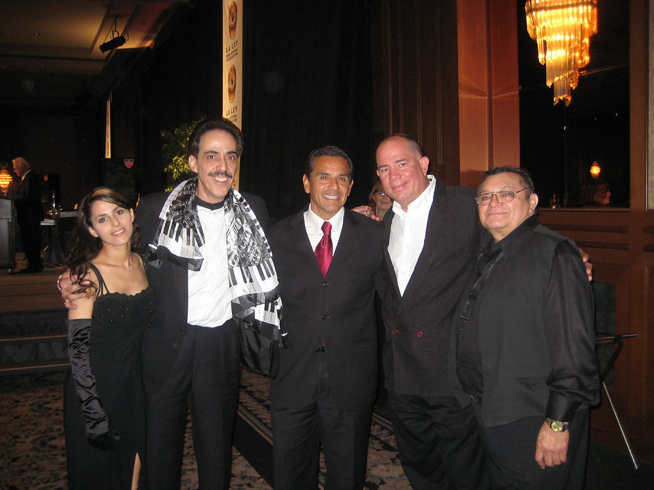 The Latin Explosion With Los Angeles Mayor