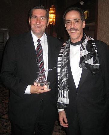 Carlos Rico and Alan Skobin