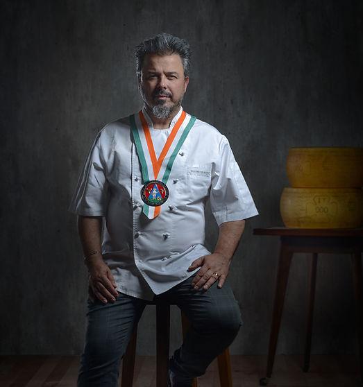 Chef Donato De Santis Premios