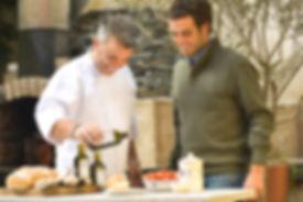 Chef Donato De Santis Aceite de Oliva