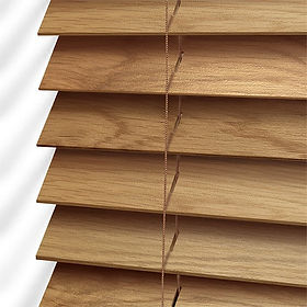 Wooden Blinds - Ab Fab Curtains Yorkshire