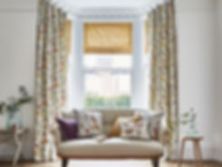 Bespoke Curtains & Blinds