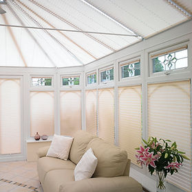 Conservatory Blinds - Ab Fab Curtains Yorkshire