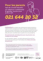 SPJ_Prevention _CoVid19 - Flyer Ligne co
