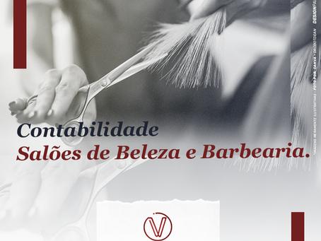 Contabilidade para salões de beleza e barbearias