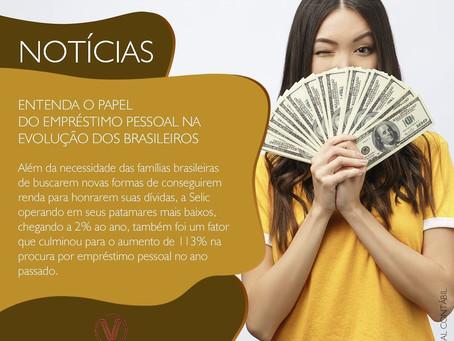 Entende o papel do empréstimo pessoal na evolução dos brasileiros