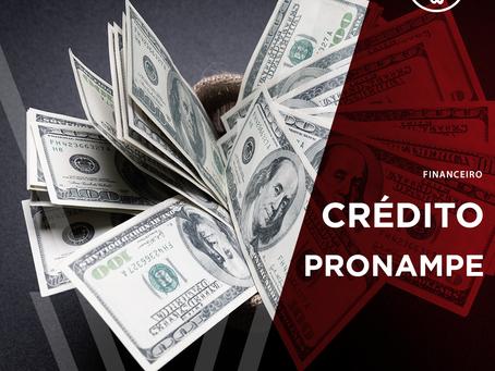 Crédito do Pronampe só será liberado por bancos privados a partir de 15 de julho