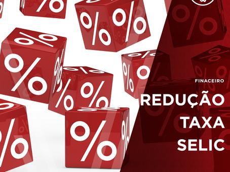 Taxa Selic reduzida a 3%