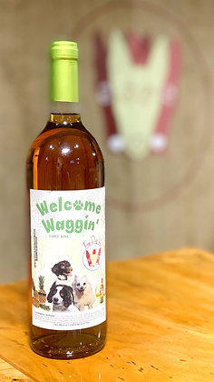 Welcome Waggin' (Bottle)