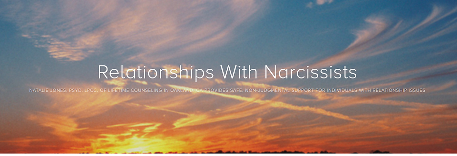 Relationship with Narcissistic