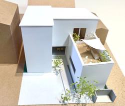 屋上の家(設計中)