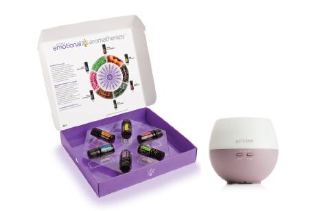 Emotional AromaTherapy Enrolment Kit