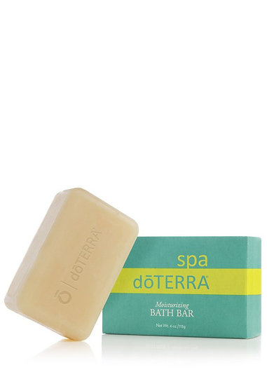 dōTERRA® SPA Moisturizing Bath Bar