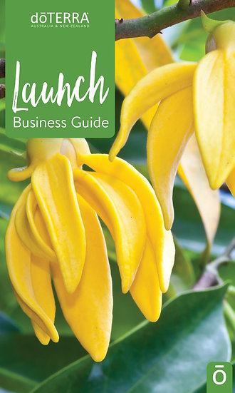 doTERRA Launch Guide 10 Pack