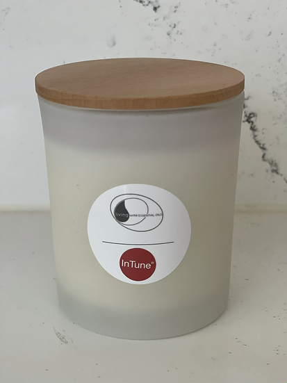 Pure InTune Candle