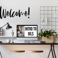 WEEKLY INTRO TO OILS CLASSES