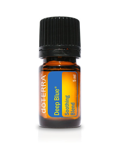 Ice (Deep) Blue, Athletic (Soothing) Blend - 5ml