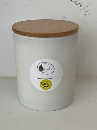 Pure Lemongrass Candle