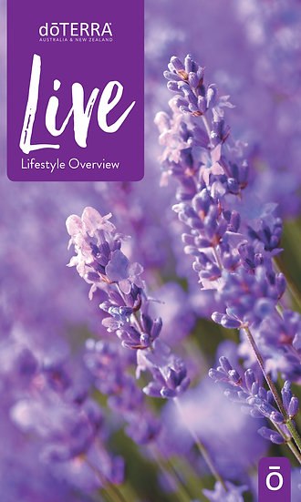 doTERRA LIVE Guide 10 Pack