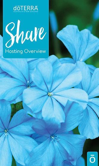 doTERRA Share Guide 10 Pack