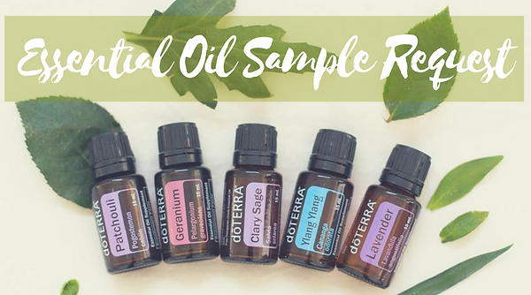 Receive a FREE Sample of Doterra Essential oil