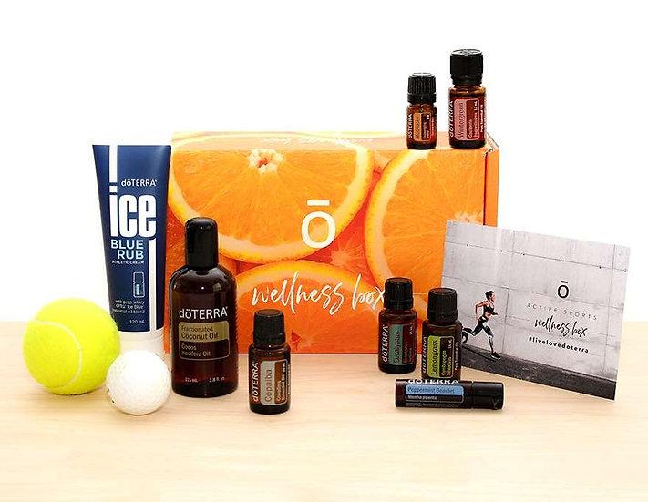 Active Sports Wellness Box
