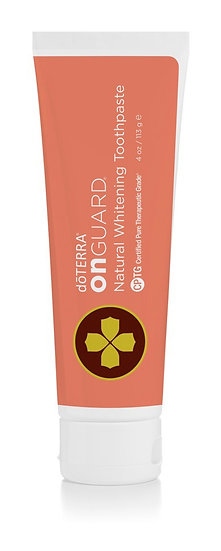 On Guard® Natural Whitening Toothpaste - 118mL