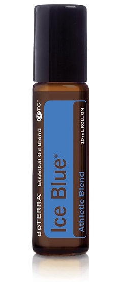 Ice (Deep) Blue Rollon - Soothing Blend 10ml