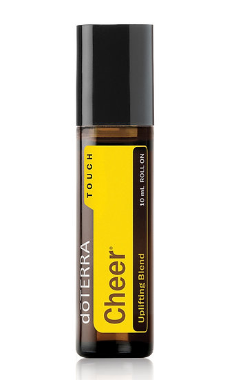 Cheer Touch, the uplifting blend 10ml