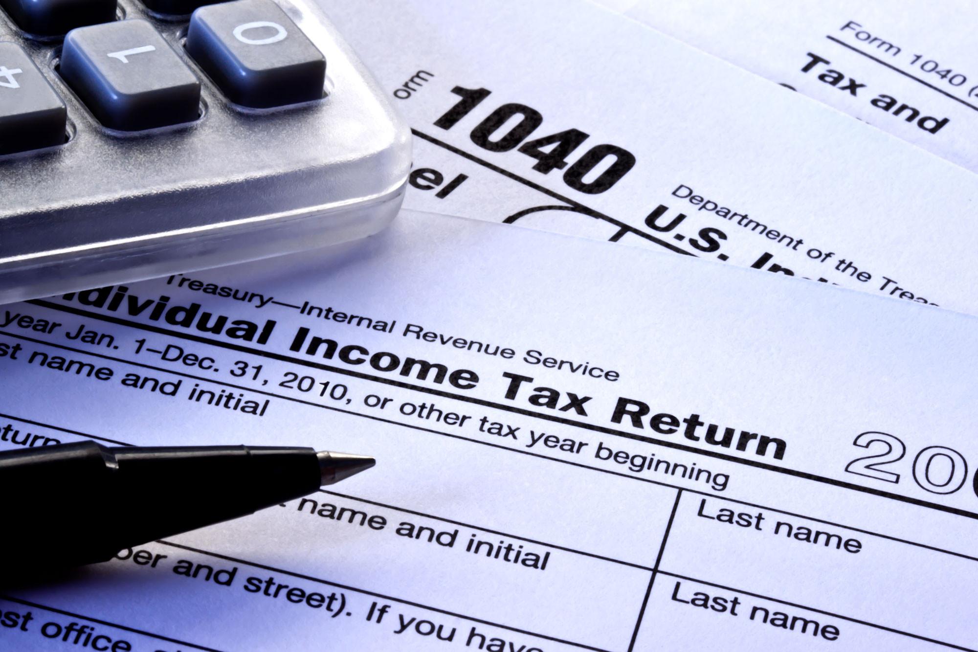 Business Tax Return Amendment