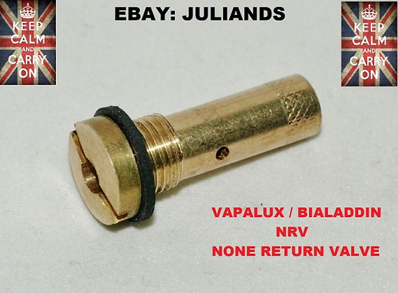 VAPALUX / BIALADDIN NONE RETURN VALVE