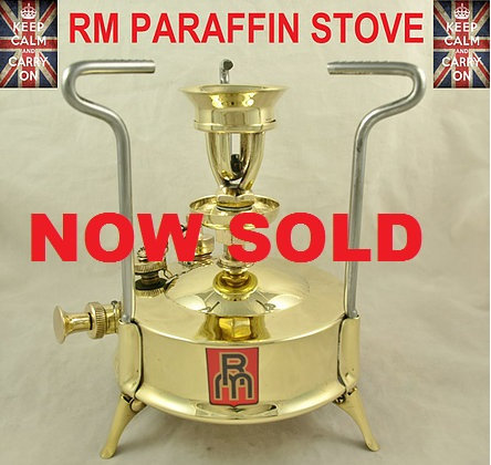 RM PARAFFIN STOVE STOVE