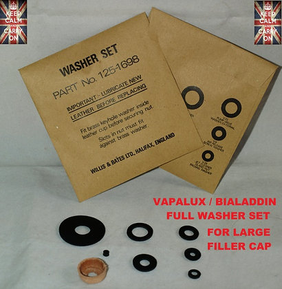 VAPALUX / BIALADDIN WASHER KIT
